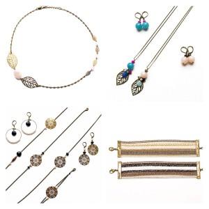 Vente privée headbands et bijoux Pemberley