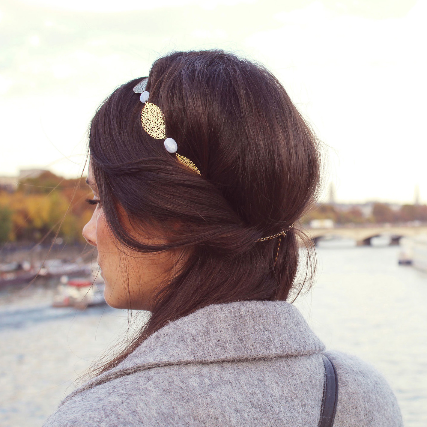 Coachella headband Pemberley Paris