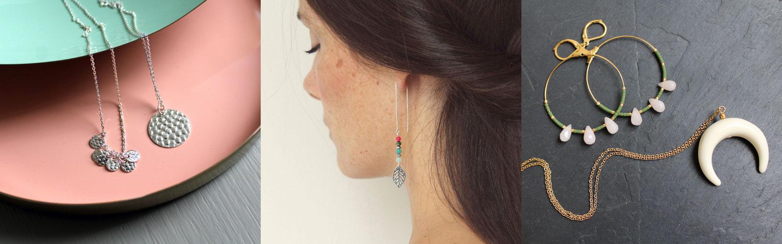 Triptyque nouveautés bijoux Pemberley 2017